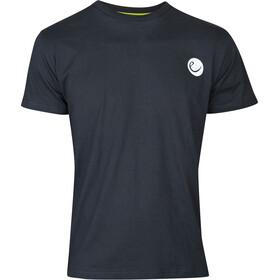 Edelrid Signature II - Camiseta manga corta Hombre - negro